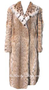 Pre-Owned Fur Coat